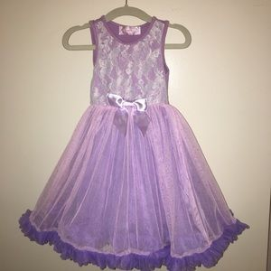 Popatu brand dress, lavender